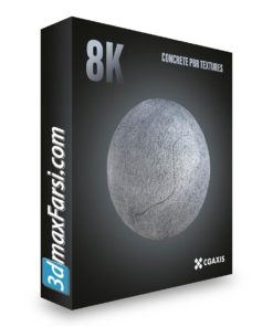 Download 8K PBR Textures Collection Volume 16 – Concrete