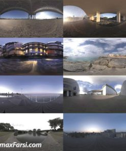 Download DOSCH DESIGN - DOSCH HDRI: Surroundings