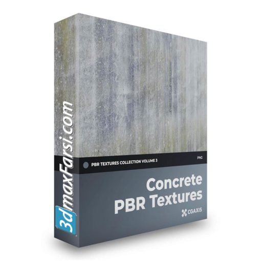 Download CGAxis Concrete PBR Textures Collection Volume 3