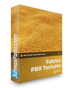 Download CGAxis Fabrics PBR Textures – Collection Volume 5