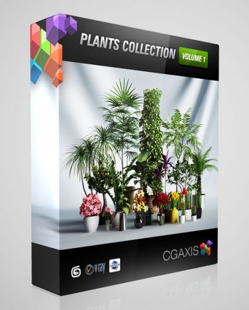 Download CGAxis Models Volume 1 Plants
