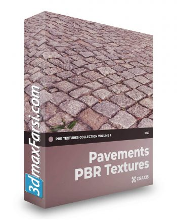 Download CGAxis Pavements PBR Textures – Collection Volume 7