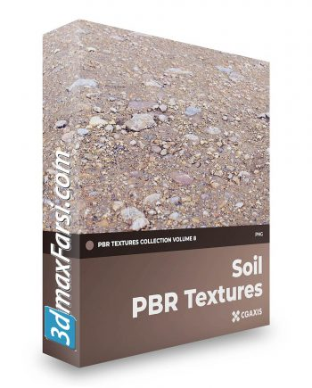 Download CGAxis – Soil PBR Textures – Collection Volume 8