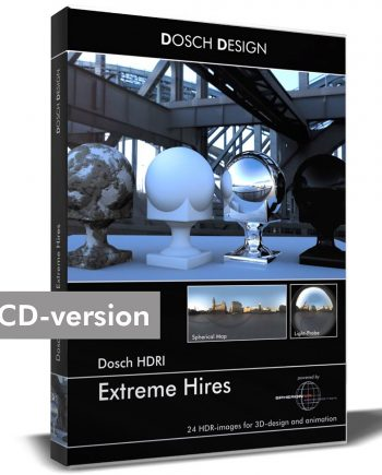 Download DOSCH design Extreme Hires hdri