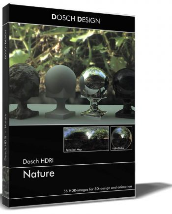 Download DOSCH HDRI: Nature V1 - V3