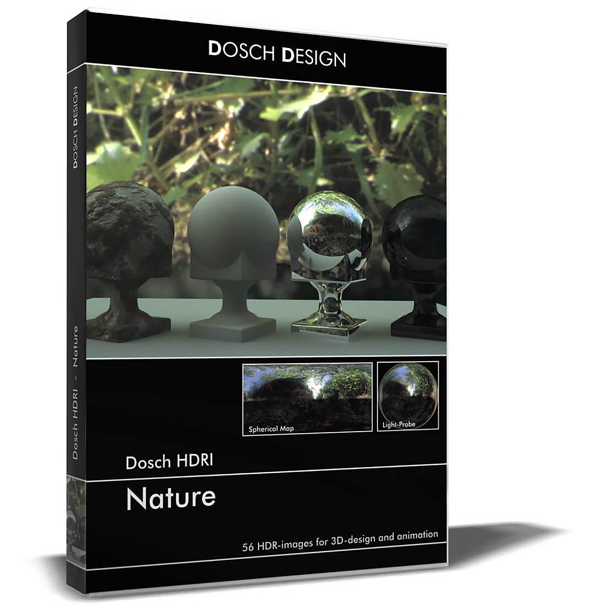 Download DOSCH HDRI: Nature V1 - V3