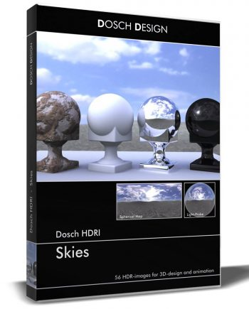 Download DOSCH HDRI Skies