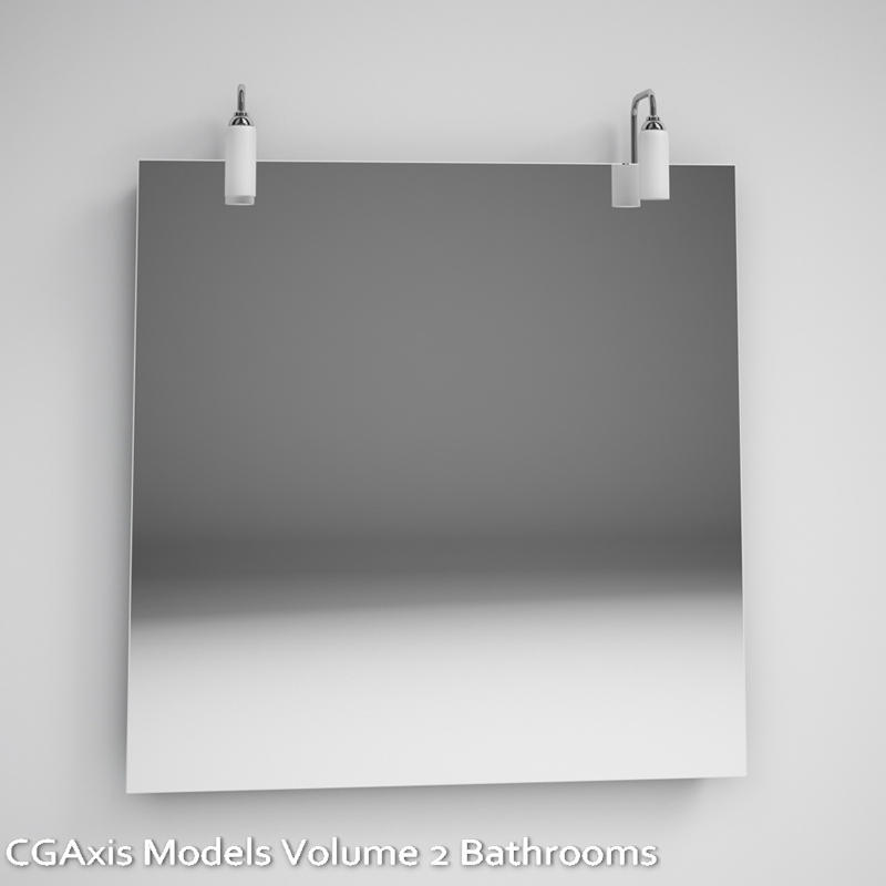 Download CGAxis Models Volume 2 Bathrooms