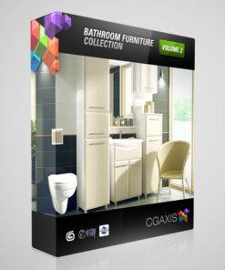 Download CGAxis Models Volume 2 Bathrooms