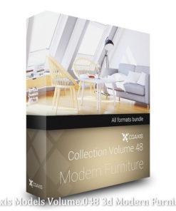 Download Cgaxis Models Volume.048 3d Modern Furniture