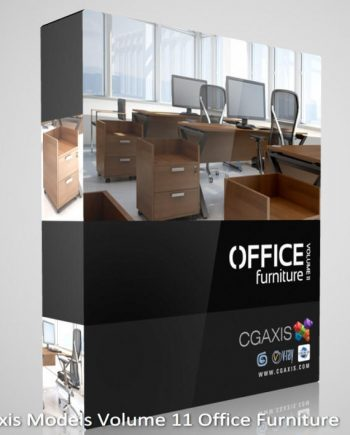 Download CGAxis Models Volume 11 Office Furniture