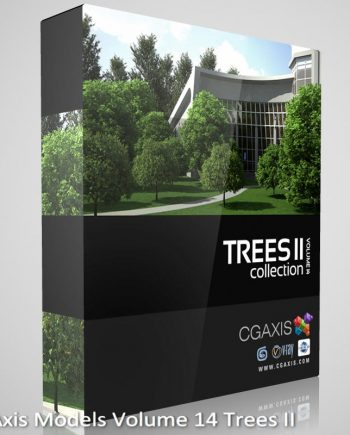 Download CGAxis Models Volume 14 Trees II