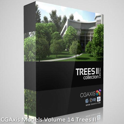 Download CGAxis Models Volume 14 Trees II