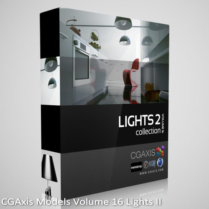 Download CGAxis Models Volume 16 Lights II