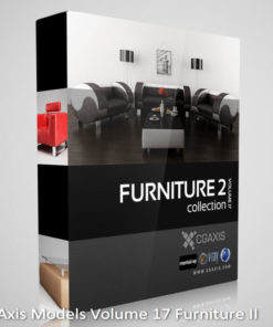 Download CGAxis Models Volume 17 Furniture II