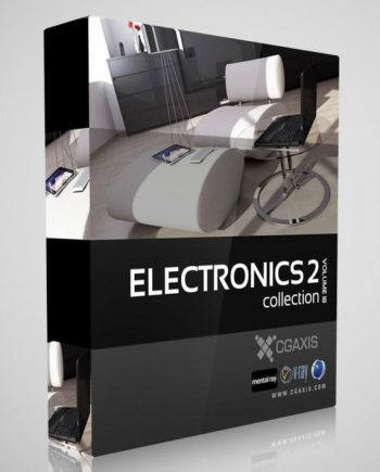 Download CGAxis Models Volume 18 Electronics II