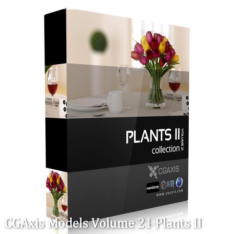 Photo of CGAxis Models Volume 21 Plants II