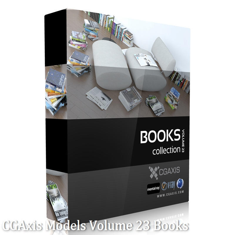 Download CGAxis Models Volume 23 Books