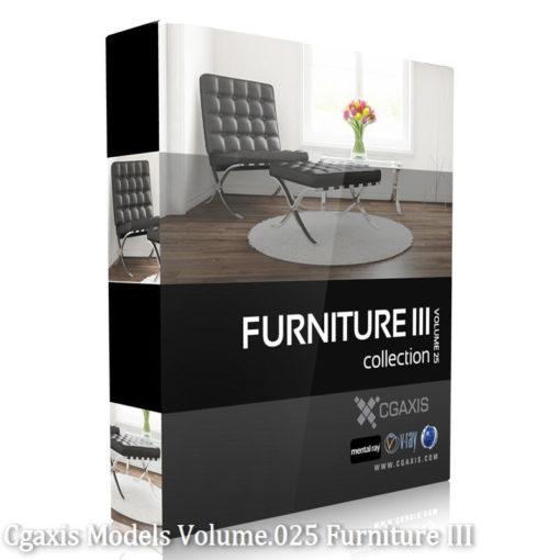 download CGAxis Models Volume 25 Furniture III