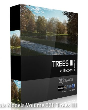 Download CGAxis Models Volume 28 Trees III