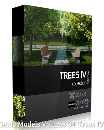 Download CGAxis Models Volume 34 Trees IV