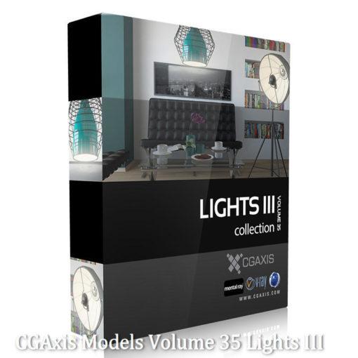 Download CGAxis Models Volume 35 Lights III