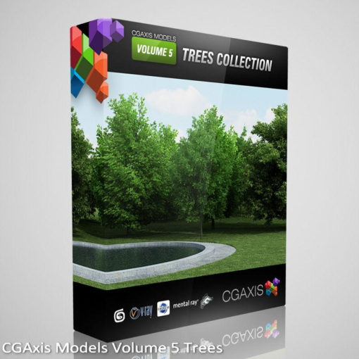 Download CGAxis Models Volume 5 Trees