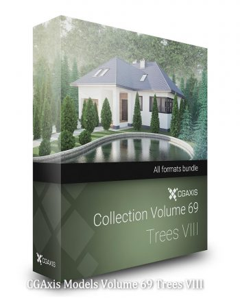 Download CGAxis Models Volume 69 Trees VIII