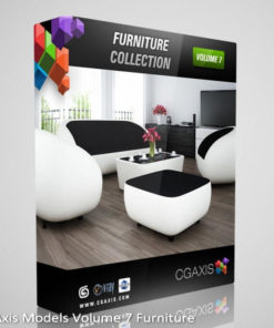 Download CGAxis Models Volume 7 Furniture