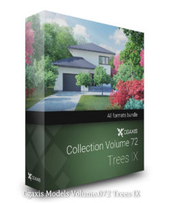 Download CGAxis Models Volume 72 Trees IX