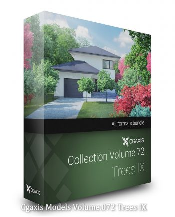 Download CGAxis Models Volume 72 Trees IX