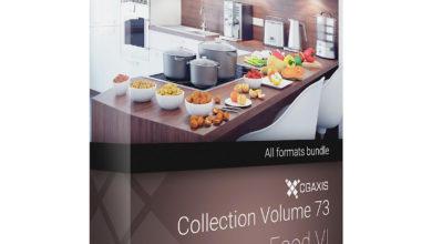 Download CGAxis Models Volume 73 3D Food VI