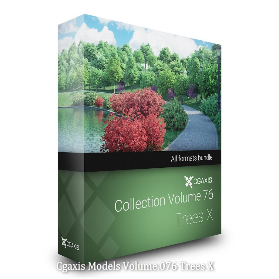 Download Cgaxis Models Volume 76 Trees X