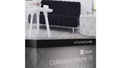 Download CGAxis Models Volume 78 Furniture VII
