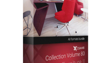 Download CGAxis Models Volume 80 Office Furniture II