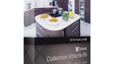 Download CGAxis Models Volume 86 Kitchen Furniture