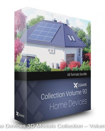 Download CGAxis Models Volume 90 Home Devices