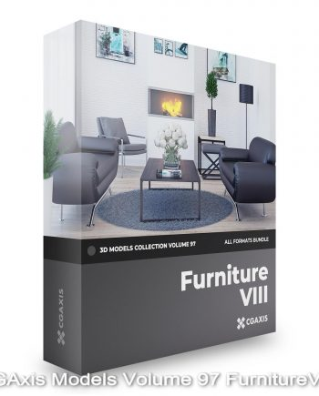 Download CGAxis Models Volume 97 FurnitureVII
