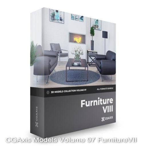 Download CGAxis Models Volume 97 FurnitureVII