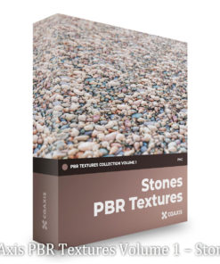 Download CGAxis PBR Textures Volume 1 – Stones