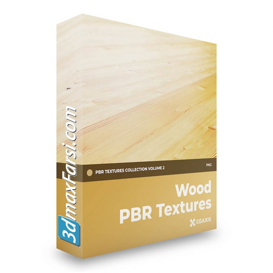 Download CGAxis Wood PBR Textures Collection Volume 2