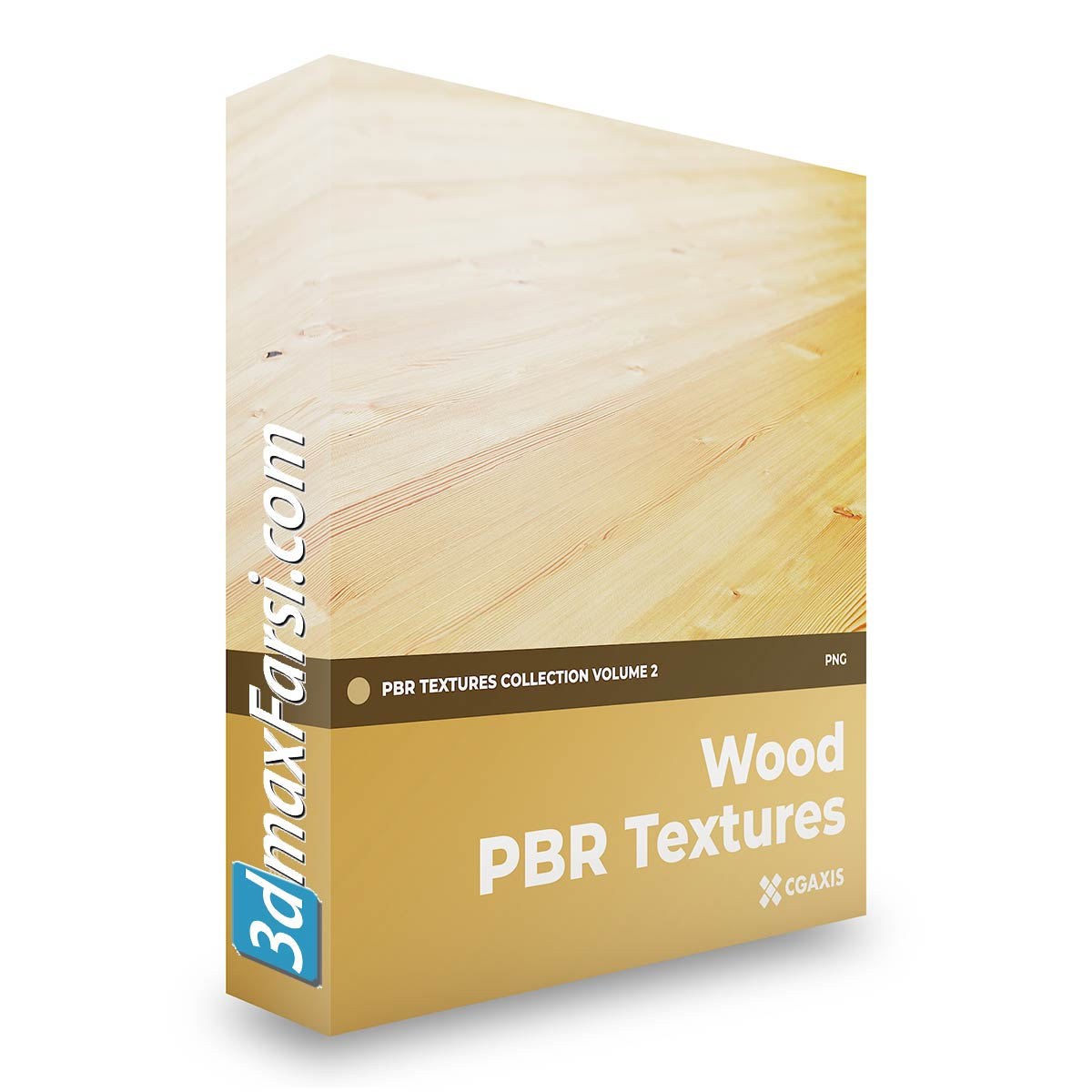 Photo of CGAxis Wood PBR Textures Collection Volume 2