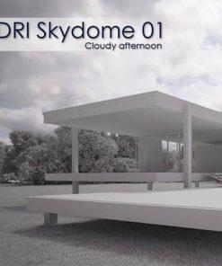 Download HDRI Skydome 01 - VIZPARK