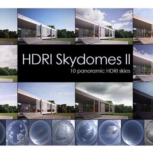 Download vizpark hdri skydomes vol 2