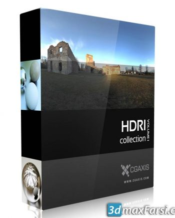 Download CGAxis HDRI Maps Collection Vol 1
