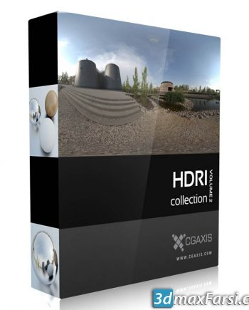Download CGAxis HDRI Maps Collection Volume 2