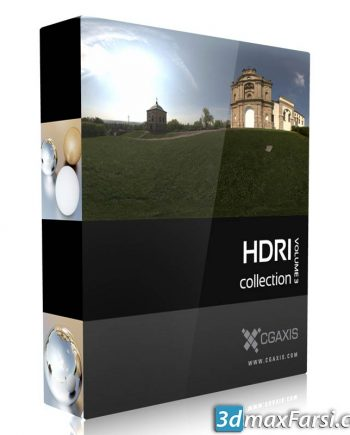 Download CGAxis HDRI Maps Collection Volume 3