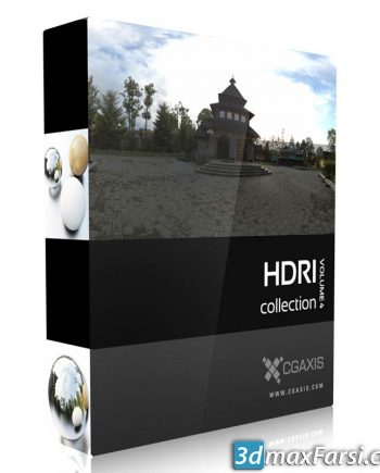 Download CGAxis HDRI Maps Collection Volume 4