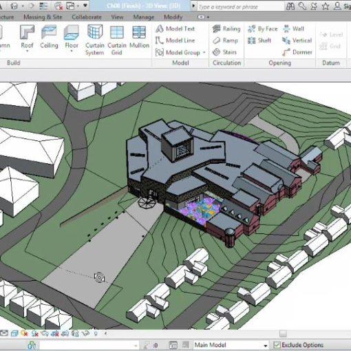 Advanced Modeling In Revit Architecture : lynda