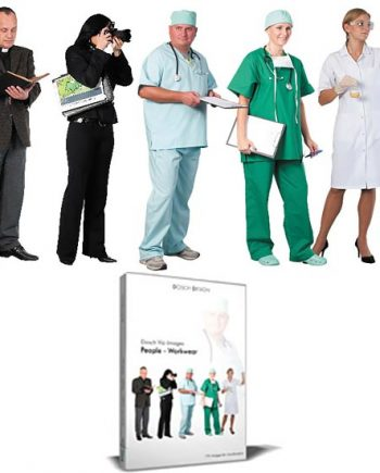 Download DOSCH 2D Viz-Images: People - Workwear